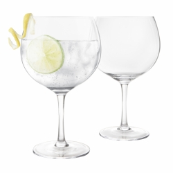 Touch gin glasses
