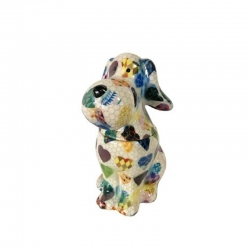 COOKIE JAR - SWEET BIG TOBY- XL BIANCO