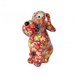 COOKIE JAR - SWEET BIG TOBY- XL ROSSO