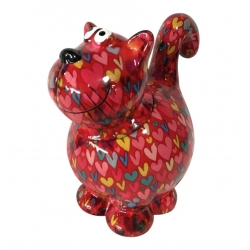 COOKIE JAR - SWEET DOROTHY - ROSSO CON CUORI