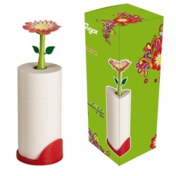 Porta scottex flower power vigar