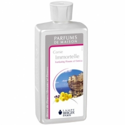Corse immortelle 500ml profumo lampe berger