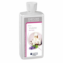 Miss violette 500ml profumo lampe berger