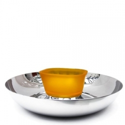 Salsa Set Per Aperitivi Orange Alessi