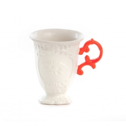 I-wares tazza mug in porcellana seletti