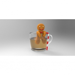 INFUSORE THE GINGERBREAD