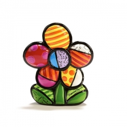 Figurina Mini Fiore Romero Britto
