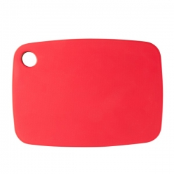 Tagliere reverse rosso bamboo/pp