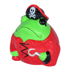 Pirate freddy pomme pidou frogmania