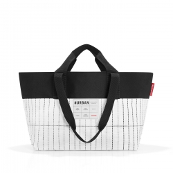 Urban Bag New York  Black & White Reisenthel