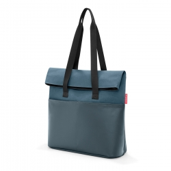 Foldbag Canvas Blue  Reisenthel
