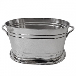 Decoration Oval Wine Bucket