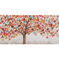 Tela Tree Of Love 140 X 70 Cm Agave