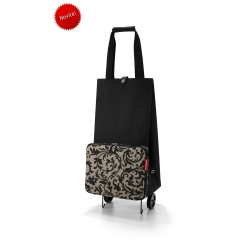 Foldabletrolley Baroque Taupe Reisenthel