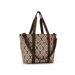 Multibag diamonds mocha reisenthel