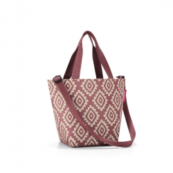 Shopper xs diamonds rouge reisenthel
