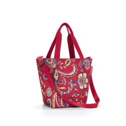Shopper xs paisley ruby reisenthel