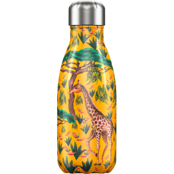 Bottiglia 260 ml Tropical Giraffe Chilly's