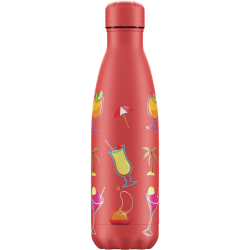 Bottiglia 500 ml Pool Party Sundown Fruit Chilly's
