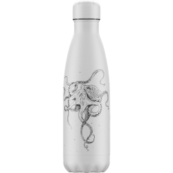 Bottiglia 500 ml Sea Life Octopus Chilly's