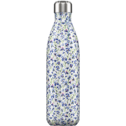 Bottiglia 750 ml Floral Iris Chilly's