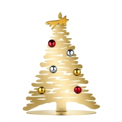 Bark For Christmas Albero Oro Alessi