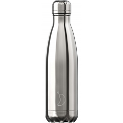 Bottiglia 500 ml - SS - Stainless Steel Chilly's