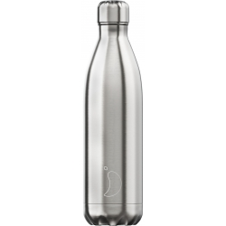 Bottiglia 750 ml - SS - Stainless Steel Chilly's