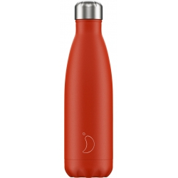 Bottiglia 500 ml - neon - red chilly's