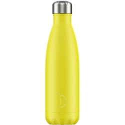Bottiglia 500 ml - neon - yellow chilly's