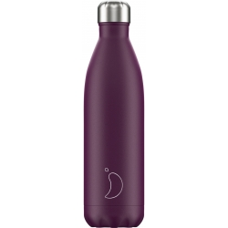Bottiglia 750 ml - matte - purple chilly's