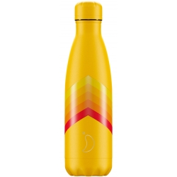 Chilli's Bottiglia 500 ml Retro Yellow/Funk