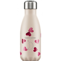 Chilli's Bottiglia 260 ml Emma Bridgewater Hearts
