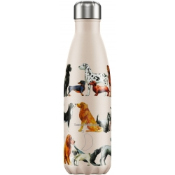 Chillys bottiglia 500 ml emma bridgewater dog
