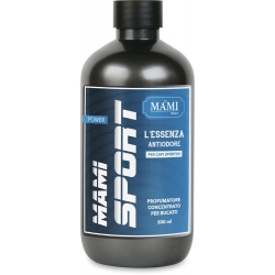 Essenza sport 300 ml - power mami milano