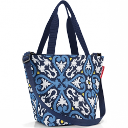 Shopper piccola floral 1 reisenthel