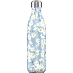 Bottiglia 750 ml - floral - daisy chilly's