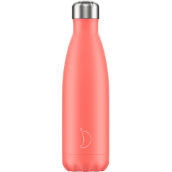 Bottiglia 500 ml - pastel - coral chilly's
