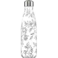 Line Drawing | 500ml | Flower chilly's