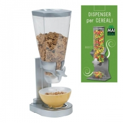 Dispenser cereali silver maiuguali