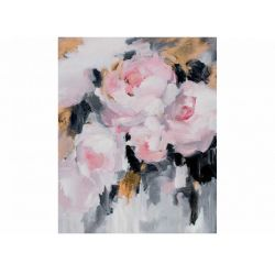 Quadro pink roses 80x100cm Agave