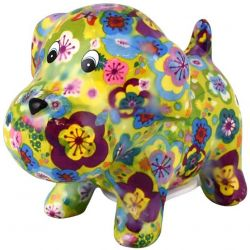Money Box Dog Bruno - Verde chiara