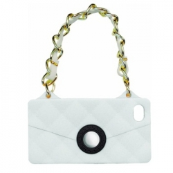 I-PHONE BAG BIANCO