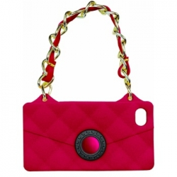 I-PHONE BAG ROSSA