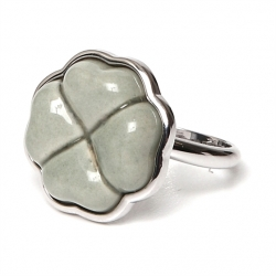 ANELLO FOUR-LEAF CLOVER