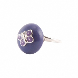 Anello basic butterfly