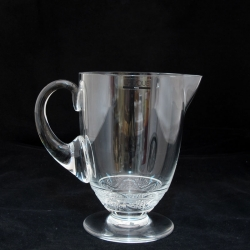 Brocca phalsbourg pitcher