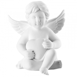 Angelo Con Cuore 14,5 Cm Rosenthal