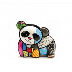 Figurina Mini Panda Romero Britto