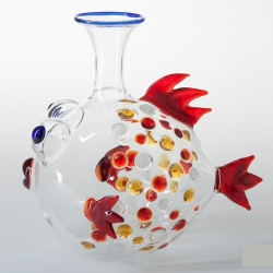 DECANTER PESCE TROPICAL